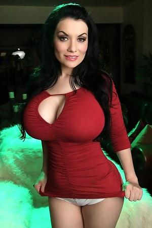 Big Tits Dress Porn Pictures